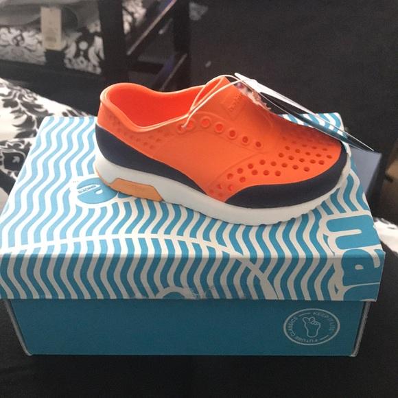 09d23cb8b198a Native Shoes | Lennox Block Kids | Poshmark